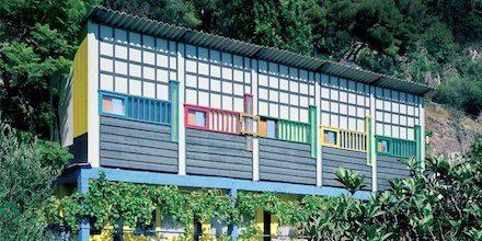 Le cabanon de Le Corbusier à Roquebrune-Cap-Martin