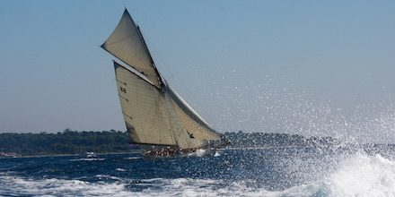 Marvel at the Sails of Saint-Tropez