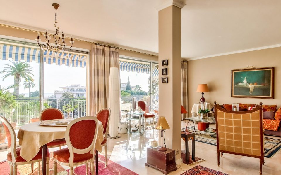 Nice – Historical Cimiez – Beautiful Apartment in Prestigious Residence With Park : photo 2