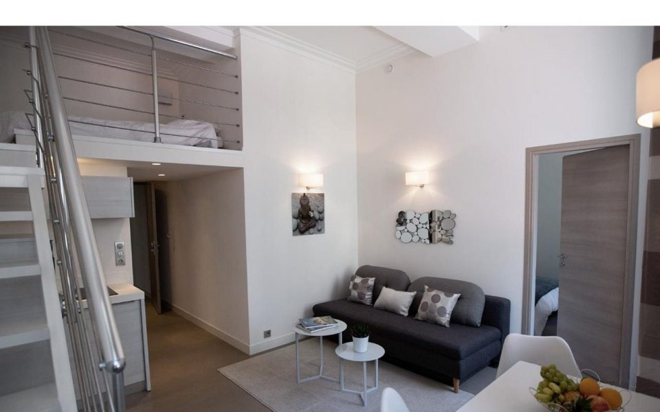 Nice Carré d'or – Apartment One Bedroom Apartment 31 sqm