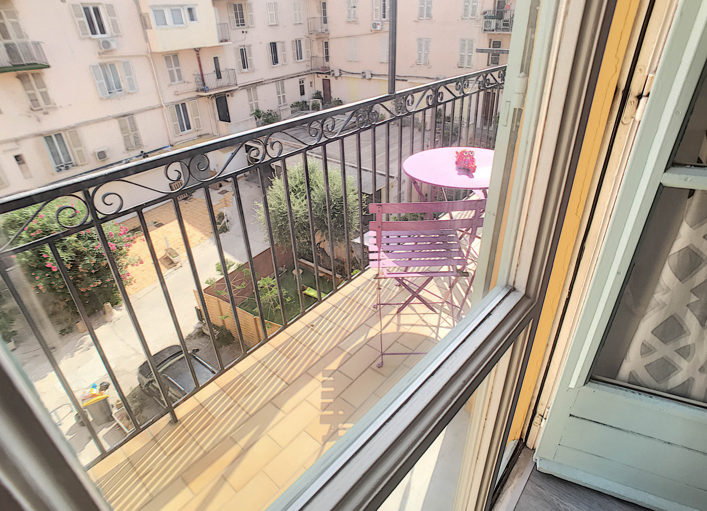 NICE – CARRE D'OR Apartment 4 rooms 90m2 to sale