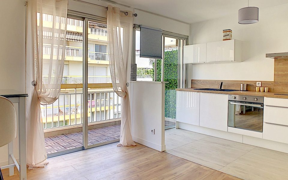 Nice Acropolis – Charming One Bedroom Apartment Near Hyper Centre : photo 3