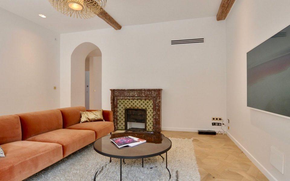 Nice Le Port – Superb 4 Bedrooms Apartment 136 sqm Top Floor