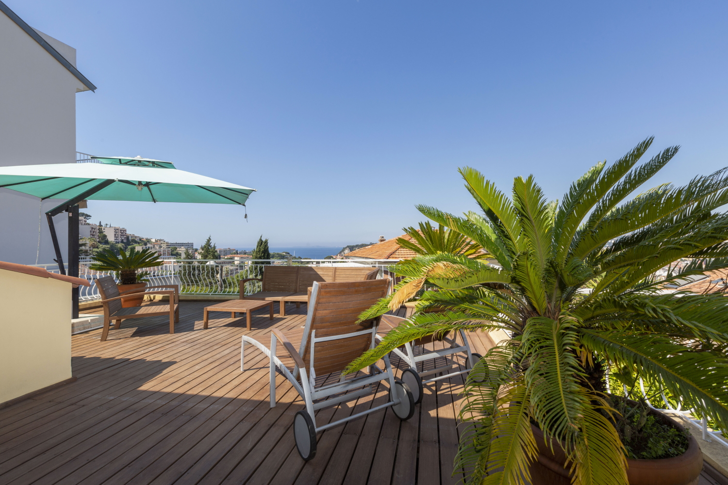 Nice Mont Alban – 5 Bedrooms Villa With Swimming Pool and Sea View