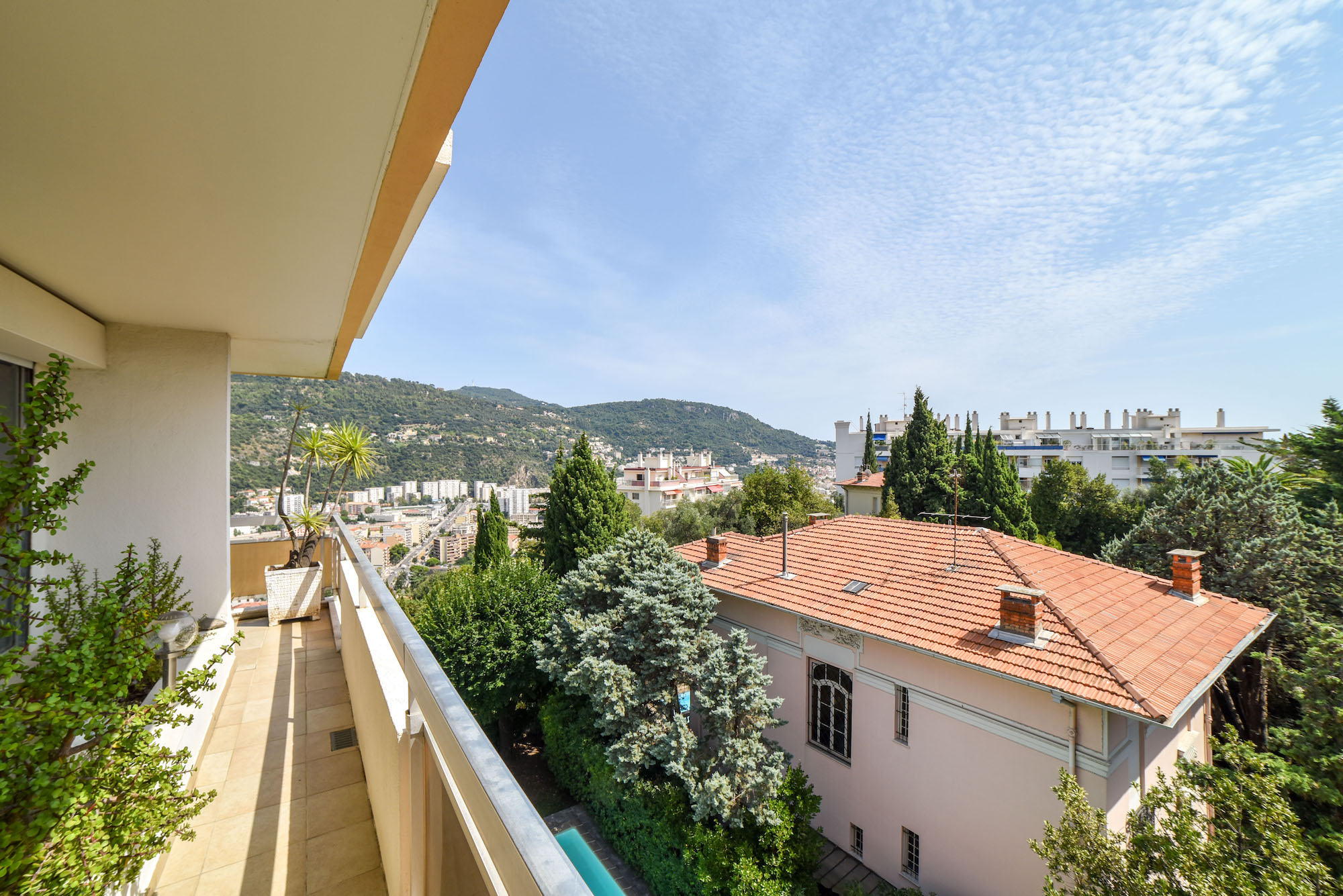Nice Cimiez – Rare – Superb rooftop 199 sqm in a privileged environment