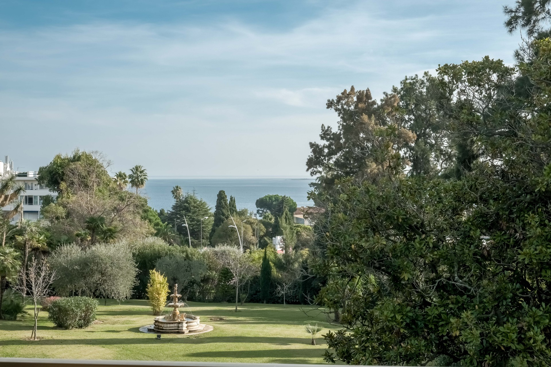 Cannes Basse Californie – Large Studio With Sea View Terrace