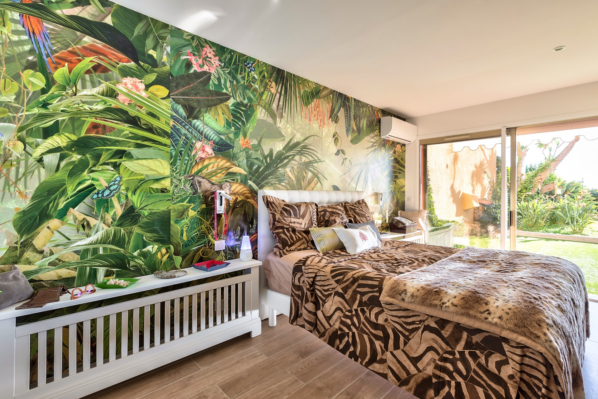Roquebrune-Cap-Martin Appartement avec jardin et vue mer à quelques minutes de Monaco
