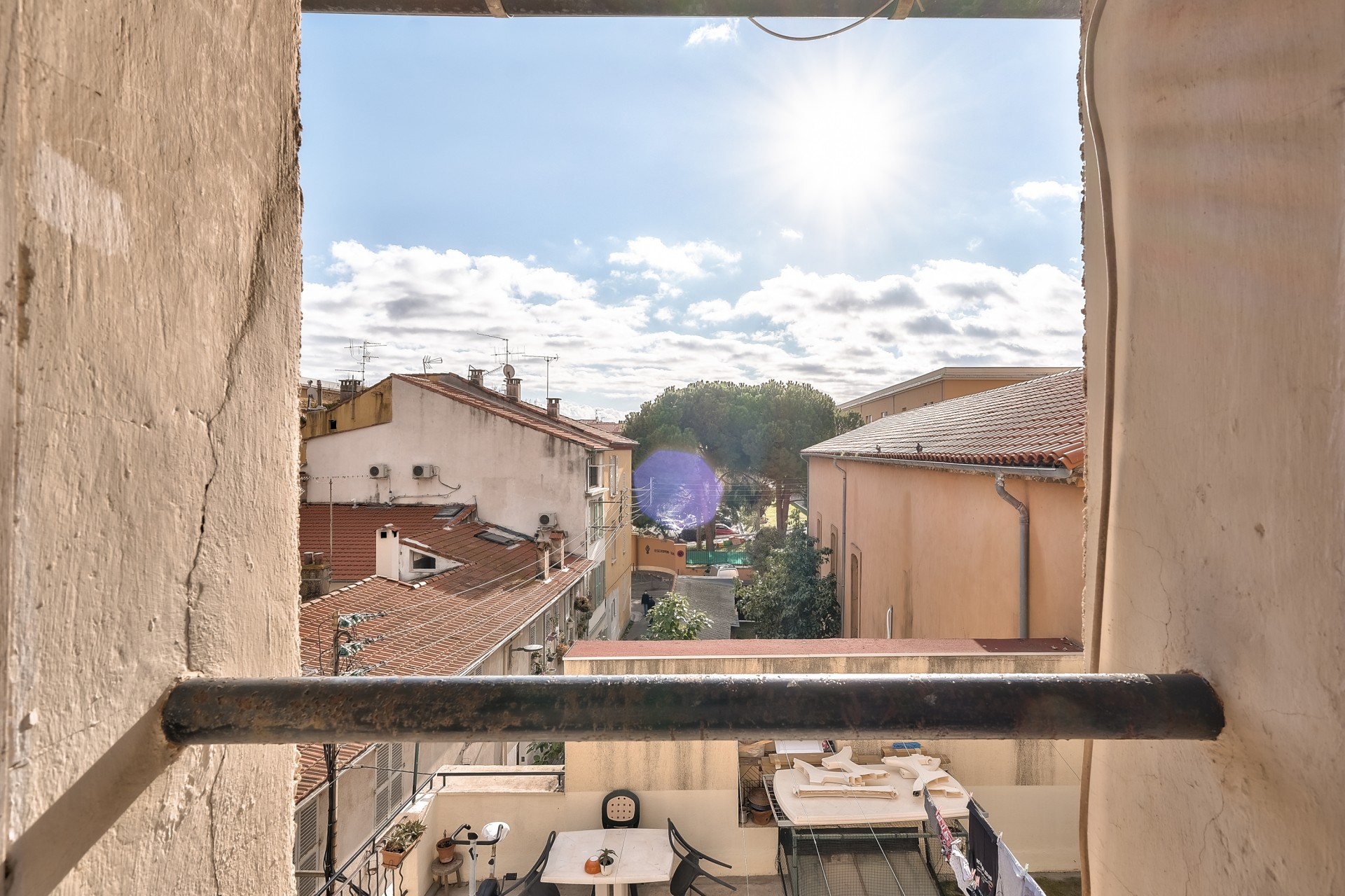 Vieil Antibes – Coup de coeur – Nice One Bedroom Apartment With Terrace