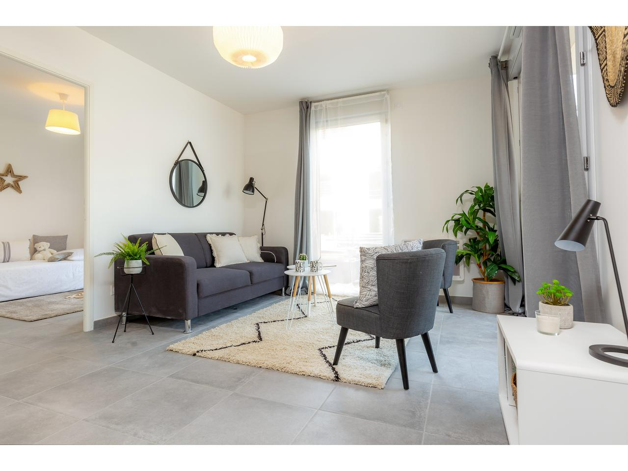 Nice St Jean d'Angely – 2 Bedrooms Apartment in a new program