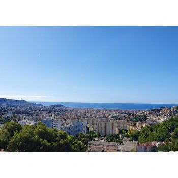 Nice – Bas Gairaut Beautiful 4 Rooms on garden level in residence with garden
