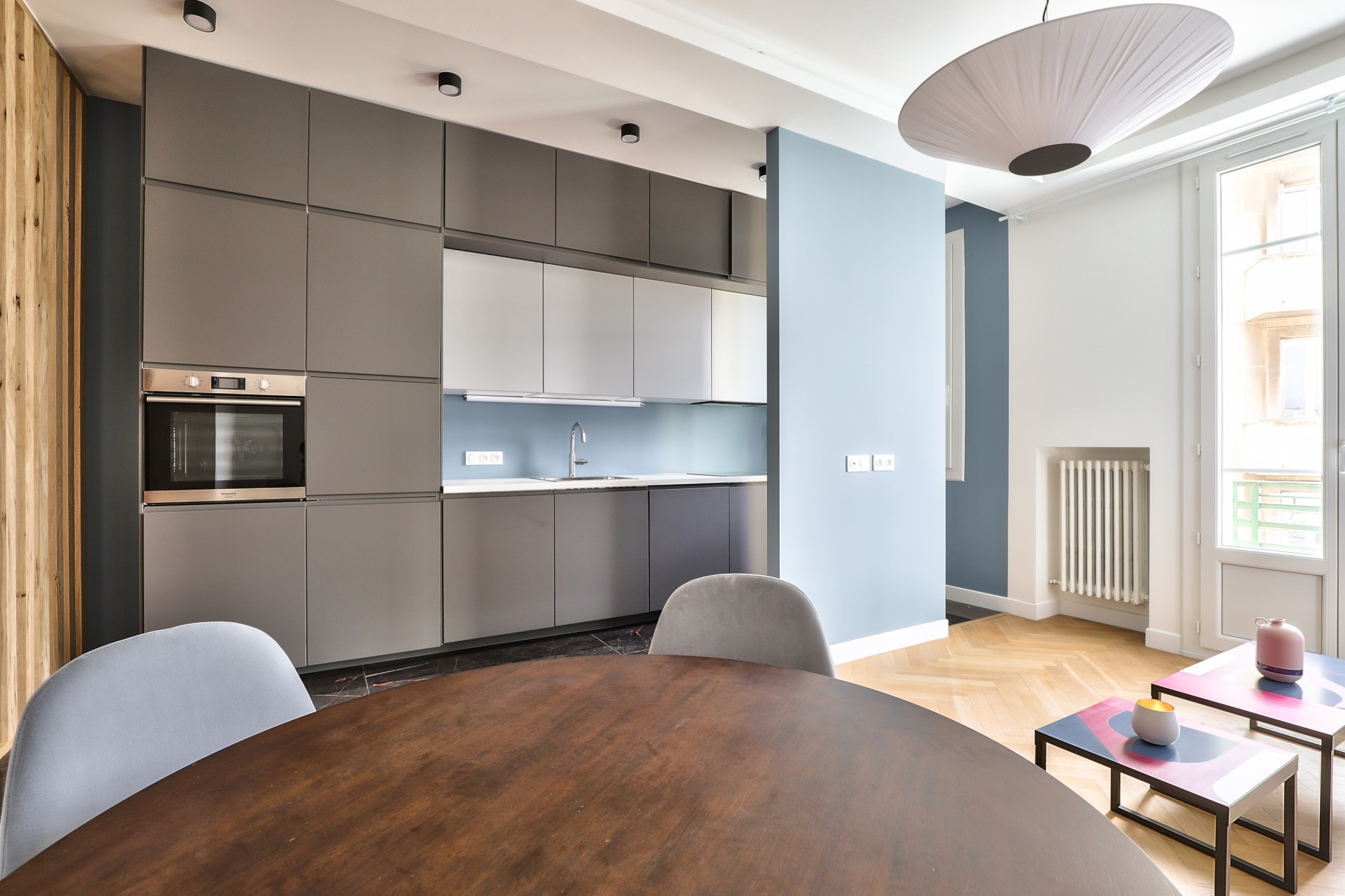Nice – Center Spacious One bedroom of 54 sm renovated with taste