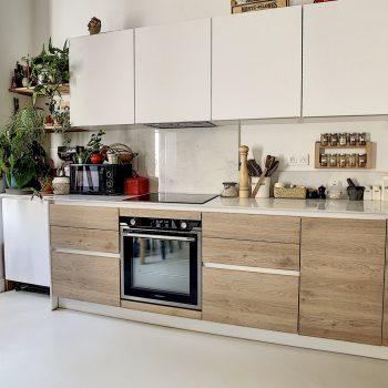 Le Port – Bonaparte 3 rooms through 55sqm renovated with taste