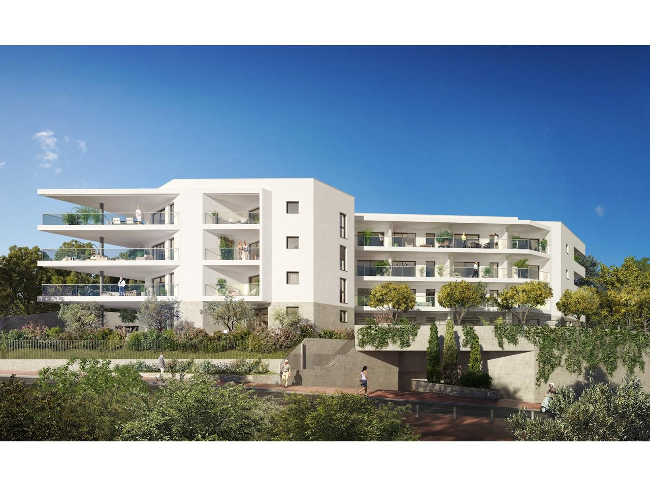 Nice Cimiez – 2 Bedrooms Apartment Fully Renovated in a Residence With Swimming Pool
