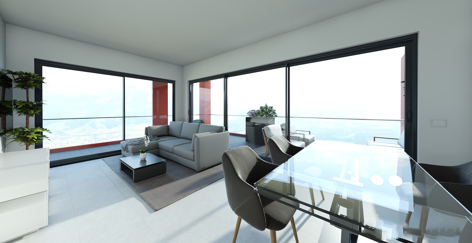 Roquebrune-Cap-Martin Penthouse de 144 M2 avec vue mer(EN)