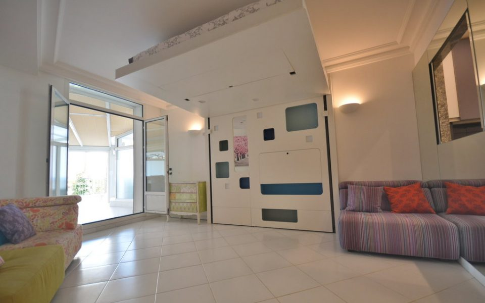 Cannes Croisette – One Bedroom 56 sqm With Loggia in Prestigious Residence