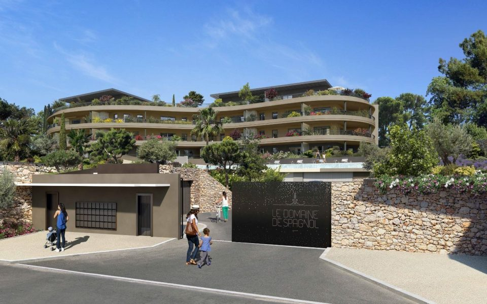 Nice Fabron – Nice 1 Bedroom Flat in Residence with Pool