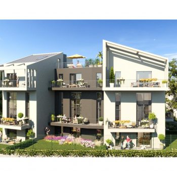 Nice Gairaut – 2 Bedrooms Apartment With Terrace and Parking