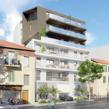 Nice Pessicart – 2 Bedrooms Apartment of 57 sqm in the Heart of Nice