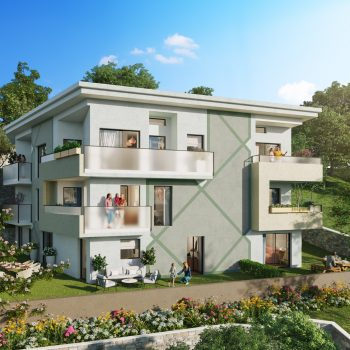 Roquebrune-Cap-Martin – Beautiful 3 Bedrooms Apartment with Balcony and Parking