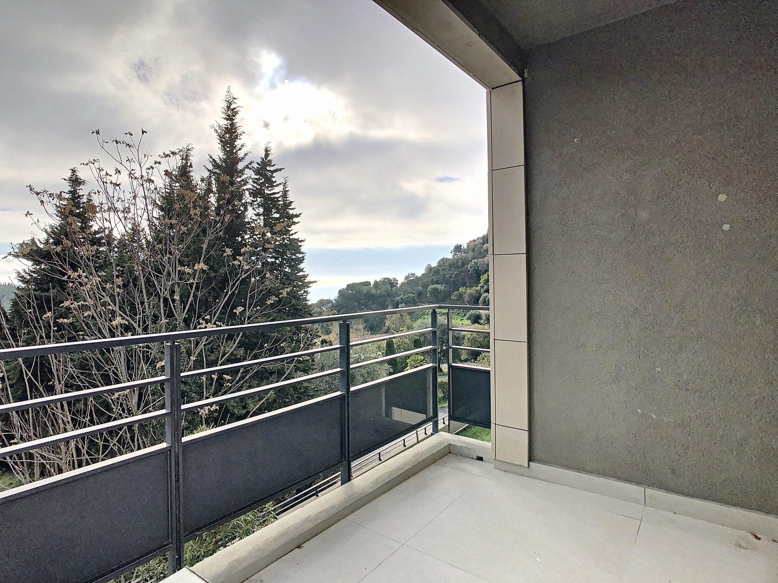 Colline d'Eze – Agréable studio avec jardin privatif et terrasse