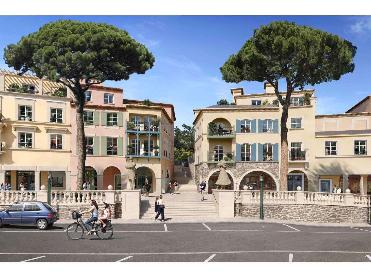 Le Rouret – Spacieux 5 pièces dans une résidence au charme provençal