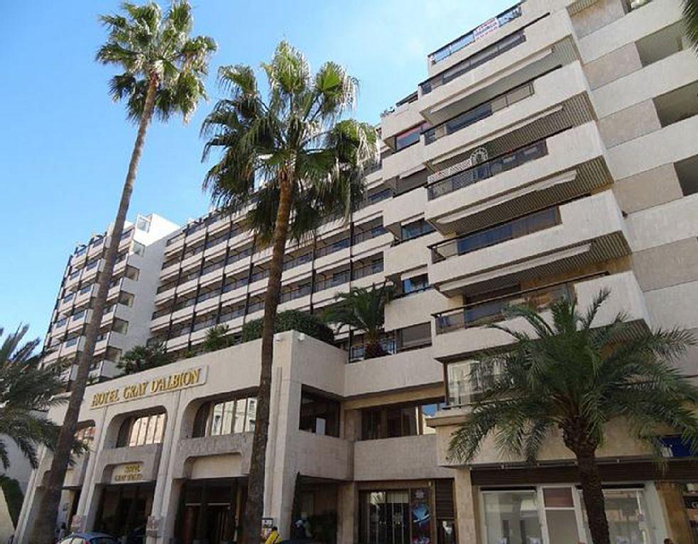 Cannes Carré D'Or – 2 pièces dans résidence de luxe